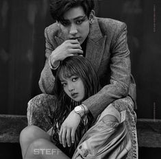 K Pop, Bambam Lisa, Twitter Header Aesthetic, Seventeen The8, Han Hyo Joo, Kpop Couples, Korean Couple, King Queen, Kpop Boy