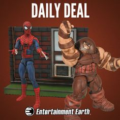#EntertainmentEarth Daily Deal – Up To 40% Off #MarvelSelect #ActionFigures  http://www.toyhypeusa.com/2015/01/10/entertainment-earth-daily-deal-up-to-40-off-marvel-select-action-figures/ #DST #DiamondSelectToys