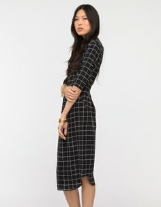 Need Supply Co.: Laurel Dress in Black // $385.00