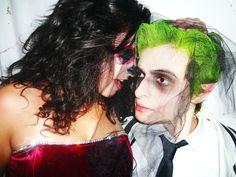 Hannibal Lecter | Lady Gaga Skull (Born this way) | Beetlejuice | Zombie Boy | Corpse Bride | Bellatrix | Morticia Addams | Wednesday Addams | Jig Saw | Kill Bill Nurse | Darth Vader | Chucky | Chuky's Bride