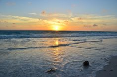 Sunrise on Maroma Beach Mexico Riviera! #SecretsSociety #SecretsMaromaBeach #SecretsMaroma #AD