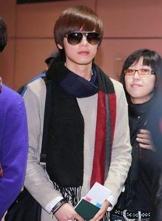 CN Blue's Kang Minhyuk