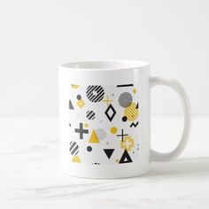 #Geometric pattern-07 coffee mug - #office #gifts #giftideas #business