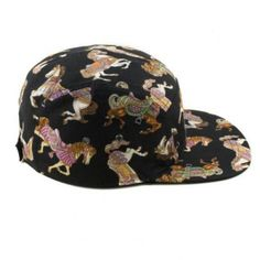 5 Panels Carousel Cap - on sale until of July in I AM Shop d897241f63d