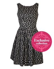 **EXCLUSIVE** Emily and Fin Abigail dress, brush strokes at Aspire Style