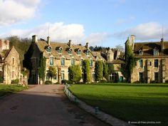 Abbaye des Vaux de Cernay - France