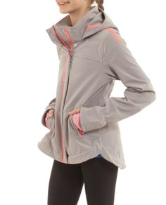 Side slits let you run with ease so you can jump from your bike to the field | On The Field Jacket
