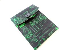 iPad mini case in a Star Wars fabric - Fathers Day gift £16.00