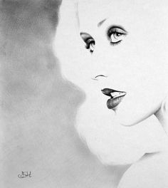 Hey, I found this really awesome Etsy listing at https://www.etsy.com/listing/174283184/christina-aguilera-pencil-drawing