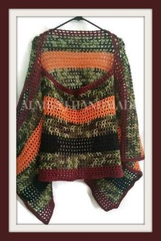 Hey, I found this really awesome Etsy listing at https://www.etsy.com/listing/254658672/poncho-shawl-crocheted-mesh-poncho-women