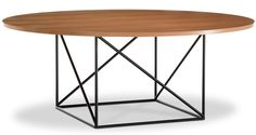LC15 Dining table  by Le Corbusier