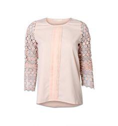 ZEB e-shop Roze blouse SHARI