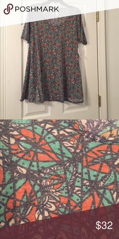 Perfect Tee Perfect for spring! LuLaRoe Tops