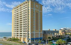 Westgate Myrtle Beach Oceanfront Resort.  Don't forget to use our discount code - 54632713159