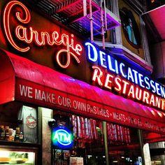 Carnegie Deli - Theater District - New York, NY