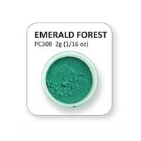 XPC308 - Emerald Forest Powder colours 2g Food Coloring, Emerald, Powder, Rainbow, Colours, Rain Bow, Rainbows, Face Powder, Emeralds