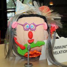 Mr. Potato Head Rock Star