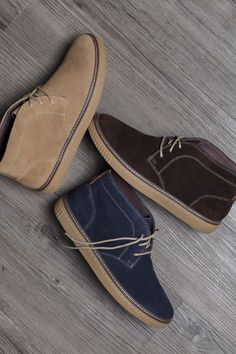 size 40 4b469 a175b Chukka On  Classic craftsmanship meets casual ease - to cover your bases in  style.