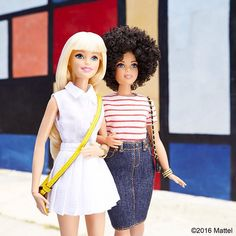 WEBSTA @ barbiestyle - Exploring LA on this beautiful day! ☀️ #barbie #barbiestyle