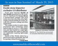 www.marbleoftheworld.com   #MOTW