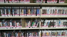 A post about the impact of video games in libraries.