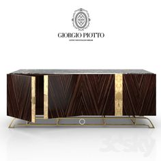 models: Sideboard & Chest of drawer - Chest Giorgio Piotto Luxury Interior, Luxury Furniture, Cool Furniture, Modern Furniture, Furniture Design, Sideboard Cabinet, Cabinet Furniture, Buffet Console, Modern Sideboard