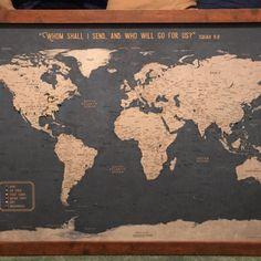 Large World Map Push Pin Executive Style Travel Map Pins, Travel Maps, Usa Travel, Executive Fashion, Executive Style, World Map With Pins, Travel Wall Decor, Engineer Prints, World Map Wall Art