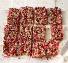 Rhubarb on Pinterest | Strawberry Rhubarb Crisp, Strawberry Rhubarb ...