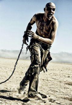 Nicholas Hoult - Mad Max: Fury Road (2015)