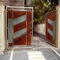 Steel Main Gates, Yamunanagar, Haryana, India, ID: 2022952097 - Mobile Site
