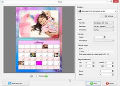 Learn how to make a birthday calendar with pictures in calendar cells with the help of http://photo-calendar-software.com/ Colorful, bright and easily customizable designs will not allow you to miss the special dates! #BirthdayCalendar #Calendar2016