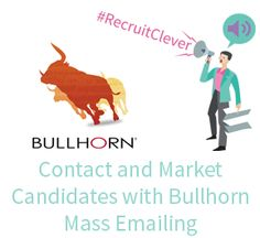 You're about to watch this short video as you're a clever Recruiter or Resourcer who wants to be more efficient with your use of Bullhorn.