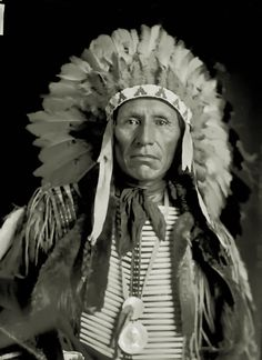 Eagle Dog, Yankton Sioux Indian Chief