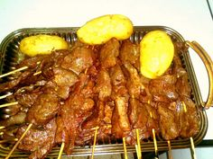 Anticuchos, Peruvian food in Israel (we're just spreading the love and taste)