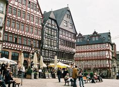 Frankfurt Germany. Lived there 1975-1979. A great time was had by all. Dan Strobel & Family