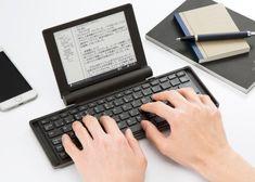 Pomera Pocket Typewriter With E Ink Display