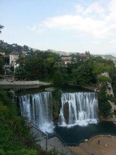 Jajce, Bosna Niagara Falls, Waterfall, Nature, Travel, Outdoor, Beautiful, Outdoors, Naturaleza, Viajes