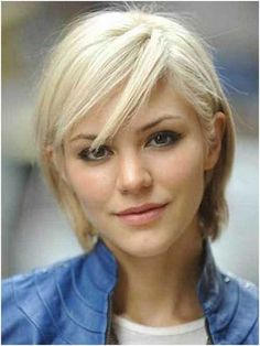 Pictures Of Short Hairstyles For Fine Hair Beauteous The Best Short Haircuts For Fine Hair  Pinterest  Fine Hair Short