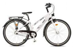 Csepel Fractal női városi kerékpár több felszereltség