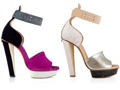 #Guilaume Hinfray-6 Spring Summer 2013 #love these shoes!
