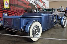 World of Wheels Part Two: Muscle Cars, Hot Rods, and Mary Ann Too! Vintage Pickup Trucks, Old Trucks, Lifted Trucks, Rat Rod Pickup, Pickup Camper, Truck Camper, Pickup Truck Accessories, 1932 Ford Roadster, Hot Rod Trucks