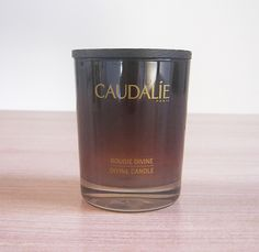 Bougie Divine, Caudalie,must have for relaxing baths