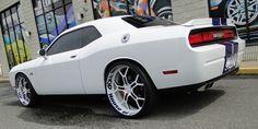 Dodge | Challenger Forgiato Wheels