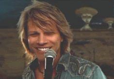 Bon Jovi Song, Jon Bon Jovi, Smile Gif, Jon Jon, Steven Tyler, Celebs, Celebrities, Beautiful People, Handsome