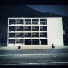casa del fascio by giuseppe terragni