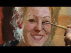 Free tutorials on youtube-Ben Lustenhouwer painting portatris tips