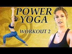 Power Yoga For Beginners Day 2 – For Energy, Confidence and Positivity Flow 25 Minute Workout - YouTube
