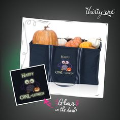 Featured Style: Our Large Utility Tote in Spirit Navy! www.mythirtyone.com/RandeSerbanjak