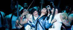 L'Italiana in Algeri | Opéra national de Paris | | Testo e foto di Emilie Brouchon #photo #kairosmagazine #musica #paris