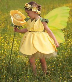 Disfraz de Hada amarilla